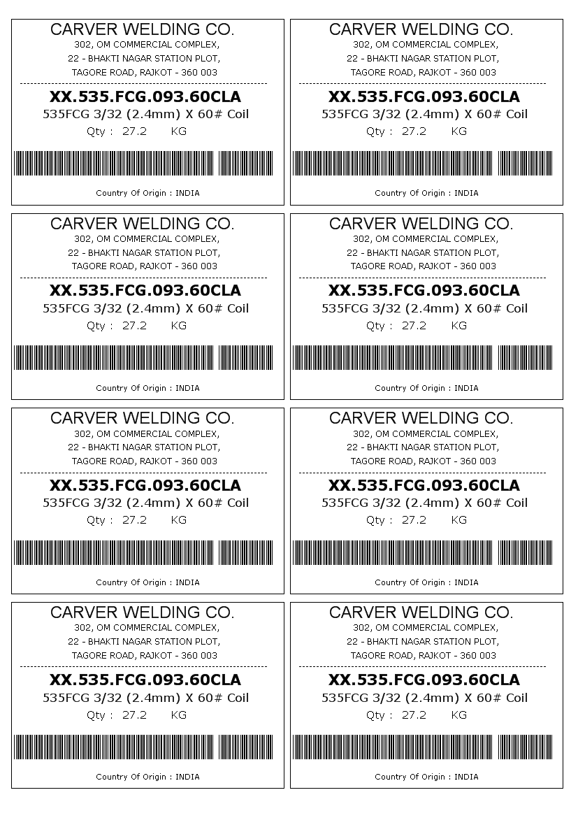 Address Label Format marketing introduction letter samples – Address Label Format